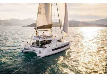 Rent a catamaran in Marina di Olbia - Bali 4.6 (Gen+A/C+WM)