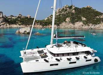 Rent a catamaran in Marina di Olbia - Lagoon 620 (Gen+A/C+WM)