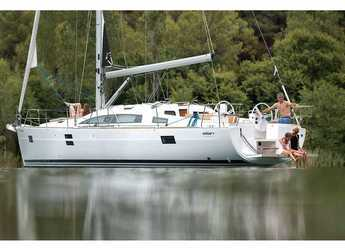 Chartern Sie segelboot in Marina di Cannigione - Elan Impression 45.1