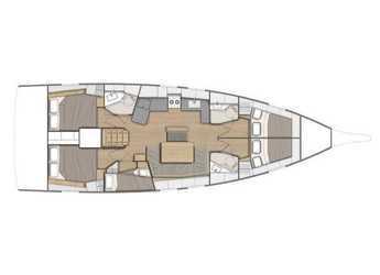 Chartern Sie segelboot in Marina di Scarlino - Oceanis 46.1