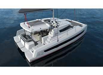 Chartern Sie katamaran in Marina d'Arechi - Bali 4.2