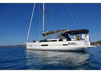 Alquilar velero en Marina dell'Isola  - Dufour 520 GL