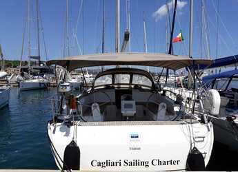 Rent a sailboat in Marina dell'Isola  - Bavaria Cruiser 46