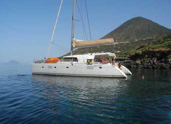 Chartern Sie katamaran in Cala dei Sardi - Lagoon 500