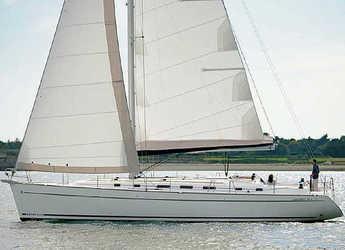 Rent a sailboat in Marina di Nettuno - Cyclades 43.4