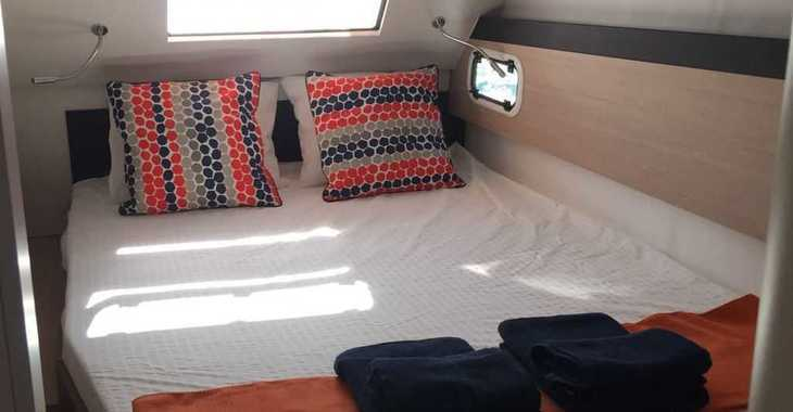 Alquilar catamarán Bali 4.3 Loft en Marina Ibiza, Ibiza (ciudad)