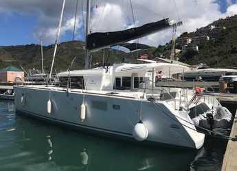 Rent a catamaran in Club Náutico Ibiza - Lagoon 450  Flybridge