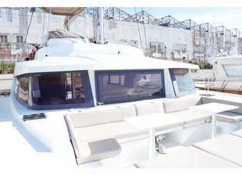 Rent a catamaran in Marina di Stabia - Bali 4.3