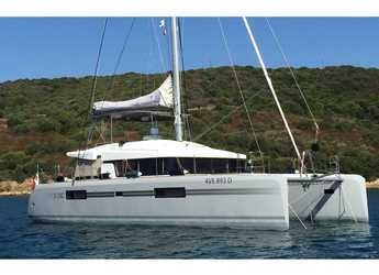Rent a catamaran in Marina Gouvia - Lagoon 52F