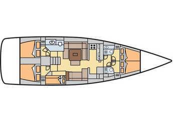 Rent a sailboat in Marina di Stabia - Dufour 500 Grand Large