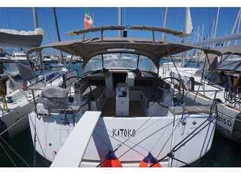 Chartern Sie segelboot in Marina di Scarlino - Sun Odyssey 490