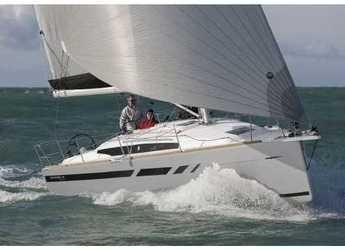 Alquilar velero en Marina di Scarlino - Sun Odyssey 349 - 2 cabins