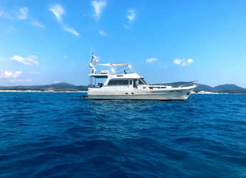Rent a yacht in Cagliari - Waverunner 55