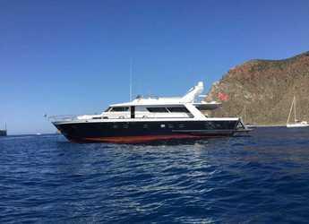Rent a yacht in Cagliari - Pegasus 80