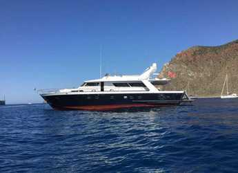 Rent a yacht in Cala dei Sardi - Pegasus 80
