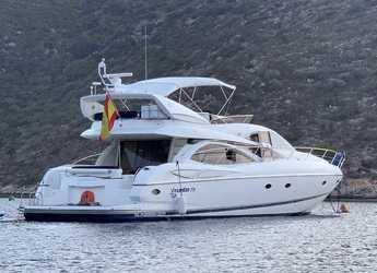 Chartern Sie motorboot in Marina Deportiva Alicante - Sunseeker Manhattan 64