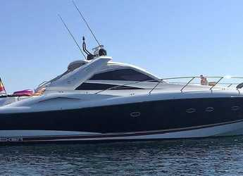 Chartern Sie motorboot in Marina Deportiva Alicante - Sunseeker Portofino 53