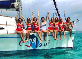 Rent a catamaran in Ibiza Magna - Petrachi 32 ( Maui)