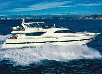 Rent a yacht in Muelle de la lonja - Italversil Superphantom 80