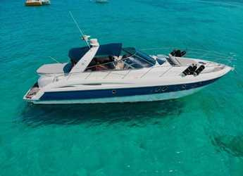 Rent a motorboat in Marina Botafoch - Cranchi 47