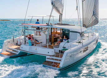 Chartern Sie katamaran in Marina Gouvia - Lagoon 42