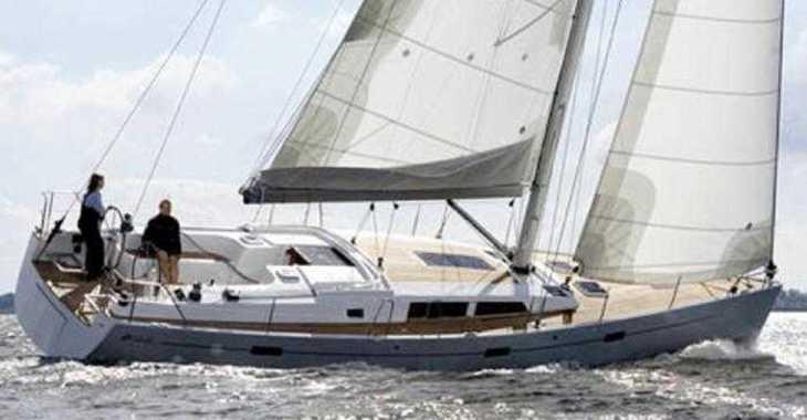 Rent a sailboat in Marina el Portet de Denia - Hanse 470e