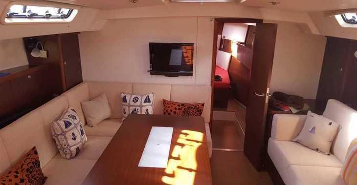 Alquilar velero Hanse 470e en Marina el Portet de Denia, Denia