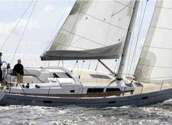 Rent a sailboat in Marina el Portet de Denia - Hanse 470e