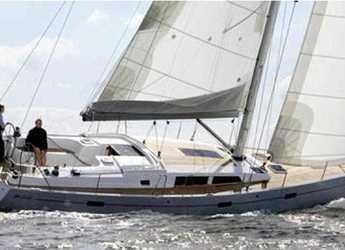 Louer voilier à Marina el Portet de Denia - Hanse 470e