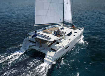 Rent a catamaran in Marina Formentera - Helia 44