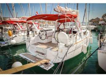 Chartern Sie segelboot in ACI Pomer - Oceanis 35
