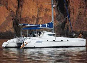 Chartern Sie katamaran in Marina Zeas - Bahia 46