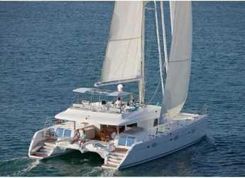 Chartern Sie katamaran in Marina Zeas - Lagoon 620
