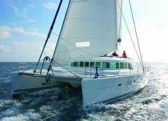 Chartern Sie katamaran in Marina Zeas - Lagoon 500