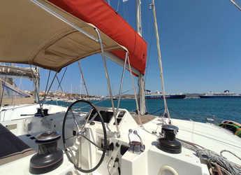 Rent a catamaran in Marina Gouvia - Lagoon 450 F