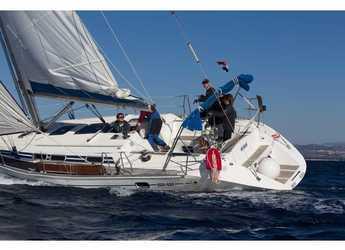 Rent a sailboat in Marina Betina - Elan 431