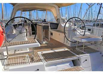 Rent a sailboat in Club Nàutic Estartit - Oceanis 41.1 (2 Heads)