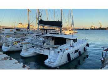 Alquilar catamarán en Paros - Lagoon 42