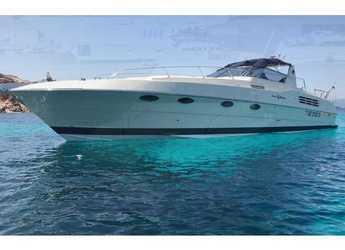 Rent a motorboat in Marina di Portisco - Riva 50