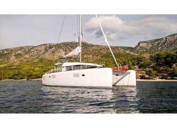 Chartern Sie katamaran in Marina Sukosan (D-Marin Dalmacija) - Lagoon 39