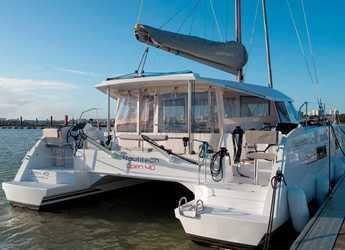 Rent a catamaran in Port Lavrion - Nautitech Open 40
