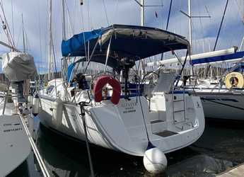 Rent a sailboat in Fethiye - Oceanis 43.4
