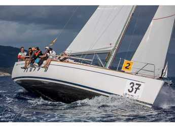 Chartern Sie segelboot in Club Marina - Grand Soleil 37
