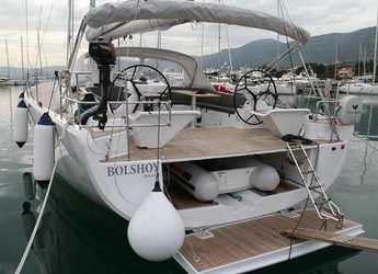Chartern Sie segelboot in Marmaris - Hanse 575