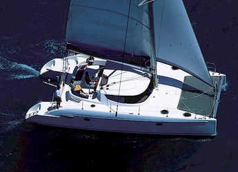 Rent a catamaran in Marina di Villa Igiea - Lavezzi 40