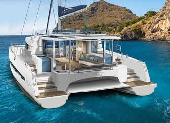 Rent a catamaran in Marina di Villa Igiea - Bali 5.4.
