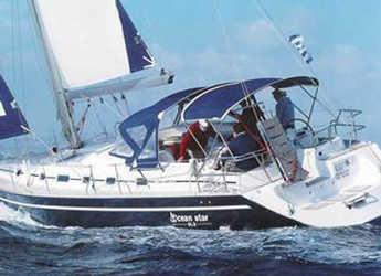 Rent a sailboat in Marina di Villa Igiea - Ocean Star 51.2