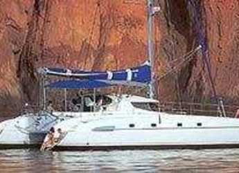 Rent a catamaran in Marina di Villa Igiea - Bahia 46