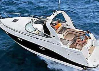 Chartern Sie motorboot in Marina Ibiza - Rinker 28