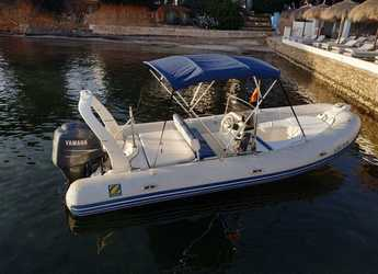 Rent a motorboat in Santa Eulària des Riu - Zodiac Medline II